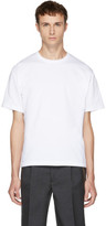 Kolor White Plain T-shirt