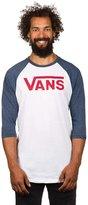 Vans Classic Raglan Long Sleeve T-Shirt X Large