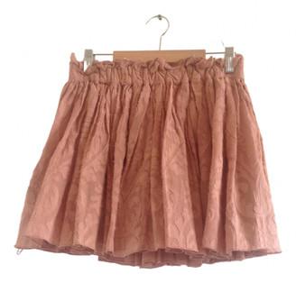 Mes Demoiselles ... Pink Cotton Skirts