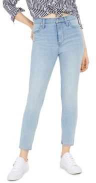 Tommy Jeans High Rise Skinny Ankle