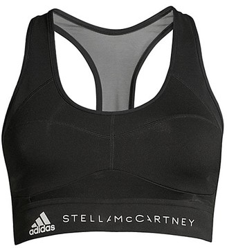 adidas by Stella McCartney Essential Recycled Polyester Sports Bra