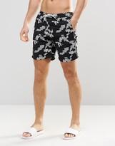 Jack and Jones Swim Shorts Print