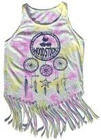 Rowdy Sprout Woodstock Tie-Dye Hippie Shake Tank