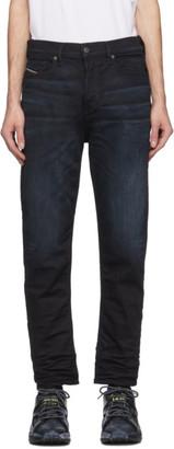 Diesel Blue D-Vider Jeans