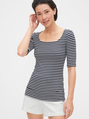 Gap Modern Squareneck T-Shirt