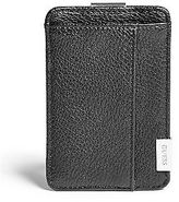 GUESS Men's Money Clip Card Case