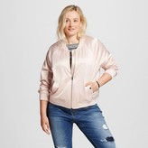Women's Plus Size Bomber Jacket - Mossimo Supply Co. (Juniors')
