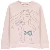 Morley Sale - Bass Sequin Mermaid Sweatshirt