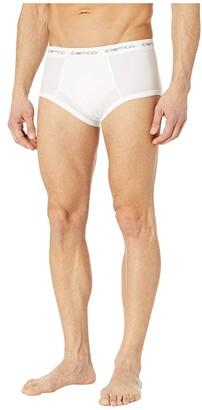 Exofficio Give-N-Go(r) 2.0 Brief (White) Men's Underwear