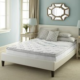"""Eco Lux 10"""" Firm Pillow Top Hybrid Mattress Eco-Lux Mattress Size: Twin"""