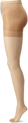 Berkshire Women's Plus-Size Queen Ultra Sheer Control Top Pantyhose with Reinforced Toe