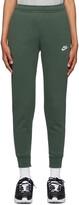 Thumbnail for your product : Nike Green Fleece Sportswear Club Lounge Pants