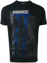 DSQUARED2 printed T-shirt - men - Cotton - XL