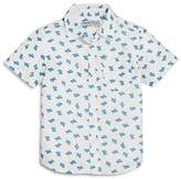 Sovereign Code Boys' Cactus Print Shirt - Sizes 2-7
