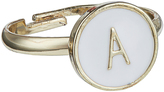 Accessorize A Initial Ring
