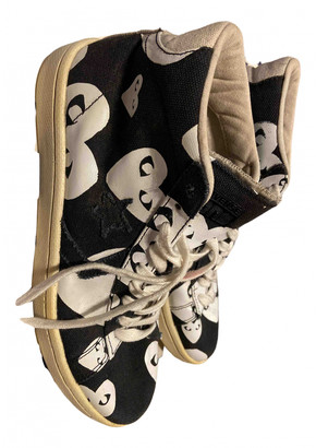 Comme des Garcons Other Tweed Trainers