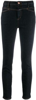 Closed Cropped Slim-Fit Denim Jeans