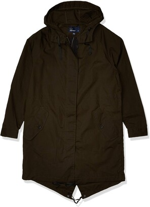 Fred Perry Women's Lightweight Fishtail Parka