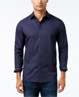 Michael Kors Men's Ryce Honeycomb-Print Shirt