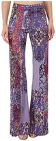 Nicole Miller Magic Carpet Printed Palazzo