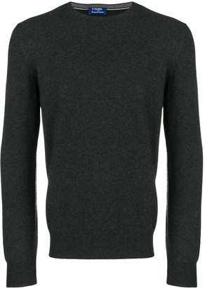 Barba knit sweater