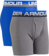 Under Armour 2-Pk. Boxer Briefs, Little Boys & Big Boys