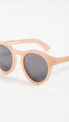 Illesteva Leonard II E Nectarine Sunglasses