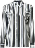 Equipment striped shirt - women - Silk - M