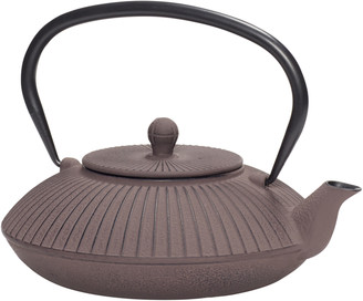 Hubsch - Japanese Style Iron Teapot with Stainless Steel Strainer(1.1 L)