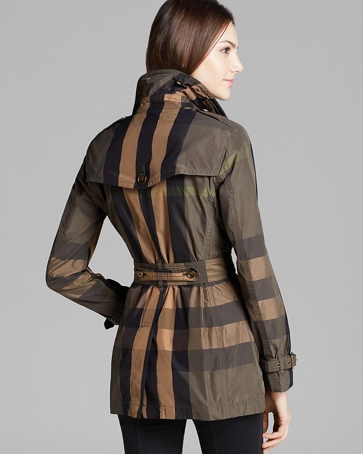 Burberry Crombridge Coat
