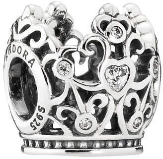Pandora Disney Silver Princess Charm