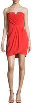Yumi Kim Date Night Wrap Skirt Dress