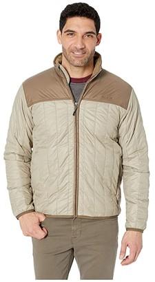 Filson Ultra Light Quilted Jacket (Rustic Tan) Men's Coat