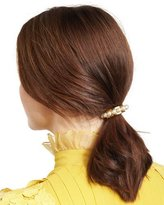 Jennifer Behr Perla Swarovski® Pearl Ponytail Holder