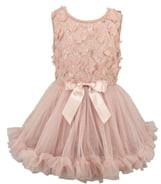 Popatu Flower Tulle Dress