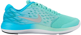 Nike Children's Lunar Stelos Lace Up Trainers, Turquoise