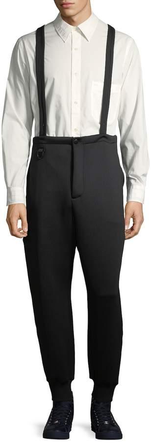 Y-3 Men's Suspender Sweatpants