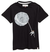 Sovereign Code Toddler Boy's Moon Graphic T-Shirt