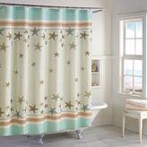 Bed Bath & Beyond Tremiti 72-Inch x 72-Inch Shower Curtain