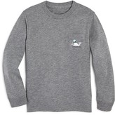Vineyard Vines Boys' Snowman Whale Tee - Sizes S-XL