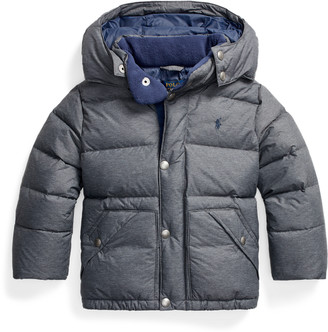 Ralph Lauren Water-Resistant Down Jacket