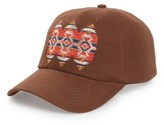 Pendleton Men's Embroidered Ball Cap - Brown