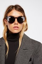 Feeling Fancy Spectrum Sunnies by Rad + Refined for Free People