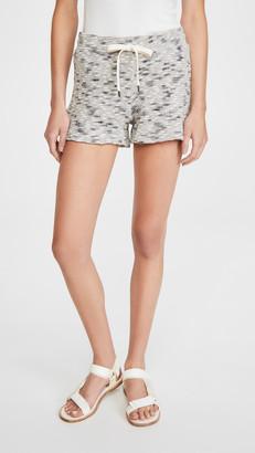 LnA Lenny Knit Shorts