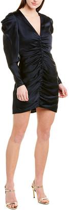 Jonathan Simkhai Satin Mini Dress