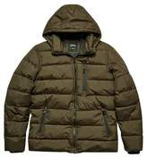 Burton Burton Khaki Matrix Quilted Puffer Jacket