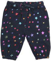 Stella McCartney Stars Print Organic Cotton Jogging Pants