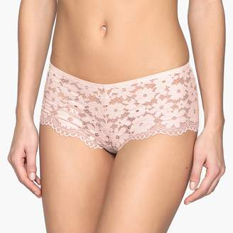 La Redoute Collections Full Lace Hipster Briefs