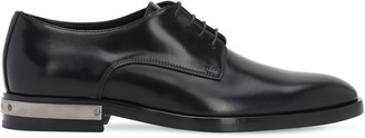 Balmain Prince Patent Leather Lace-up Shoes