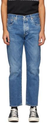 Levi's Levis Blue 501 93 Jeans